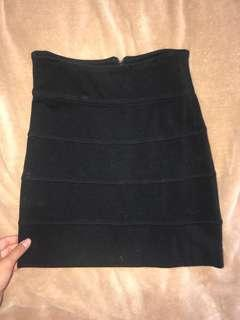 Black aritiza skirt size 2