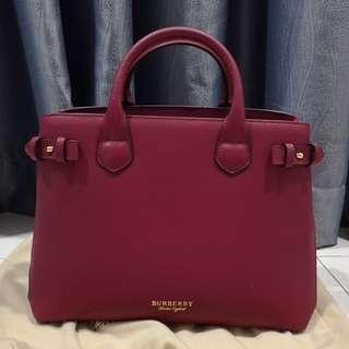 Burberry Large Banner Tote 2017