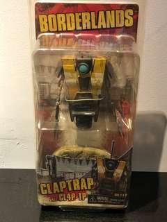 Borderlands Claptrap figure