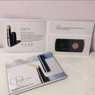 (包郵)Cle de Peau Beaute cdp cpb Radiance correcteur visage Concealer SPF 25 · +++ 鑽光神級遮瑕膏/霜 #Beige