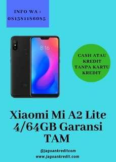 Xiaomi Mi A2 Lite 4/64GB - Kredit Tanpa Kartu Kredit