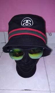Dead stock Stussy Bucket Hat