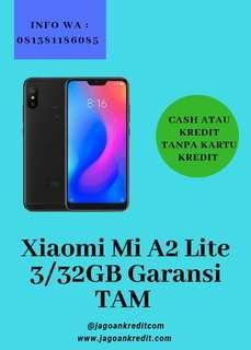 Xiaomi Mi A2 Lite 3/32GB Kredit Tanpa Kartu Kredit
