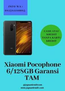 Xiaomi Pocophone 6/128GB Kredit Tanpa Kartu Kredit