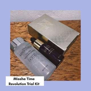Missha Time Revolution Trial Kit