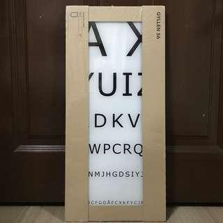 Home Decor Eyechart