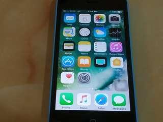 iPhone 5c /16GB ( Blue ) 4G-LTE