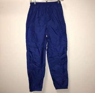 Vintage Nike Royal Blue Trackpants