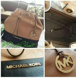 Sale! MICHAEL KORS Drawstring Shoulder bag