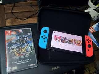 Switch主機+遊戲
