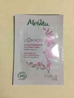 ($4包郵) Melvita firming oil sample