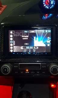 Pioneer Headunit AVH-X4550DVD