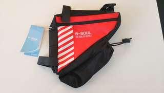 B-SOUL waterproof bike bag