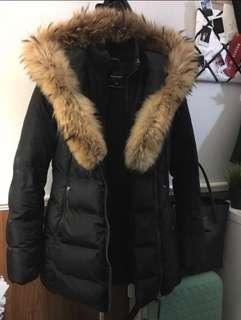Adali Mackage Winter Jacket- XS