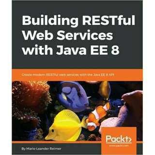 ( eBook ) Building RESTful Web Services with Java EE 8