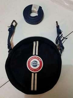 Long Champ Round body bag
