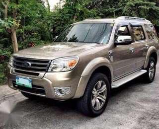 Ford Everest- Limited Edition 2013