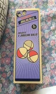Traditional Juggling Balls