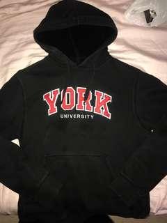YorkU hoodie