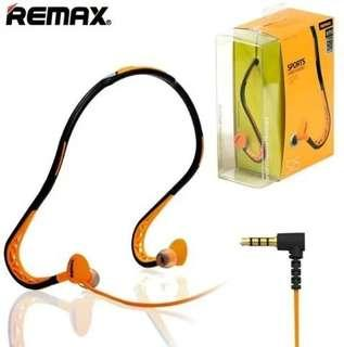 Remax s15 sporty waterproof earphone