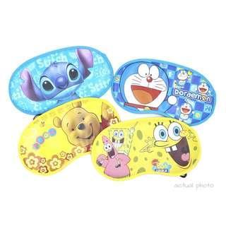 Spongebob / stitch / pooh / doraemon
