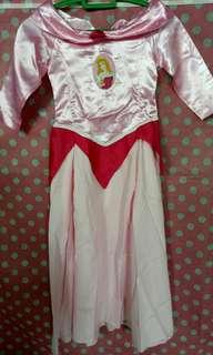 Princess Aurora costume