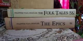 Philippine folk literature books