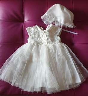 Baby dress / baptismal dress