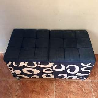 Chest Box Sofa with Storage