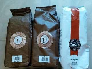 名牌咖啡豆