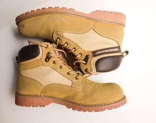 Sepatu Boots Weibrenner Original Mantap