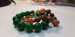 Jade bracelet from Beijing