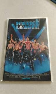DC Justice League Batman comic