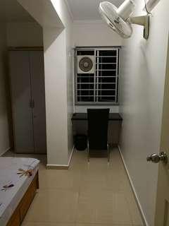 Singel Room rental