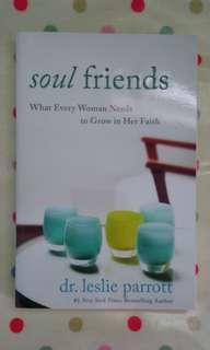 BN 'Soul Friends' by Dr. Leslie Parrott