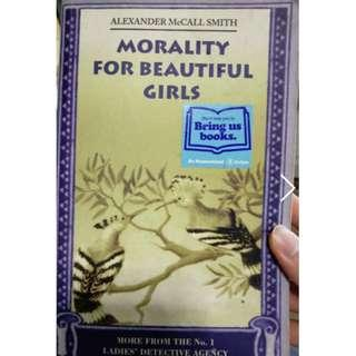 🚚 Morality for Beautiful Girls by Alexander McCall Smith