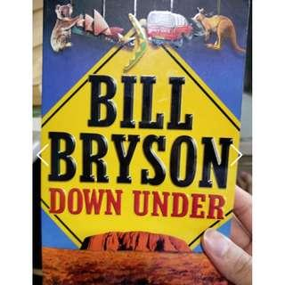 🚚 Down Under by Bill Bryson