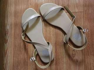 Nude Strappies