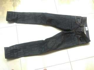 Blue Muscle Union Jeans Redline Selvedge(not sage, obc, aye)