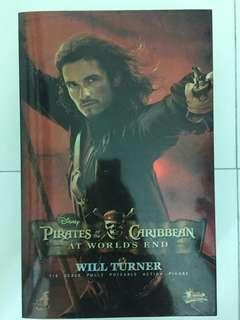 Hot Toys MMS56 POTC 3 At World's End: Will Turner