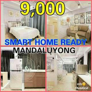 Soon to Rise SMART HOME CONDO in Mandaluyong / Makati
