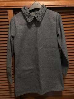 Grey top / dress