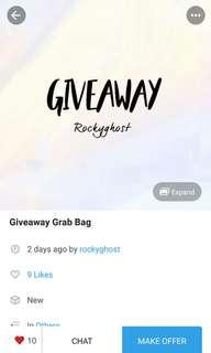 [ repost ] giveaway by rockyghost