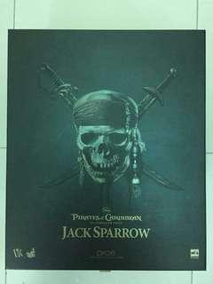 Hot Toys DX06 POTC On Stranger Tides: Jack Sparrow