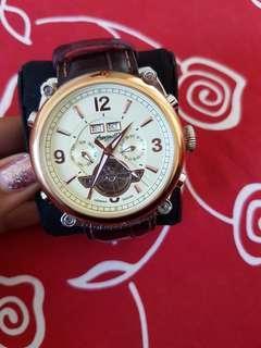 ingersoll automatic calendar watch