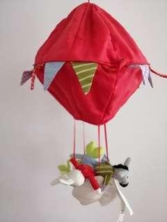Ikea Hanging Soft Toy