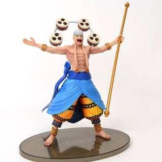 One piece Action Figures god Enel