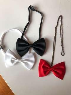 Bow Tie / ribbon / hair accessories