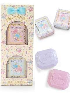 日本新品: Sanrio 沖涼保濕香梘套裝新品