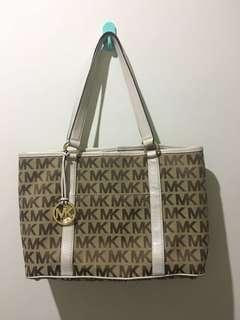Michael Kors Summer Bag Vanilla